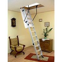Лестница чердачная Oman Alu Profi Extra 120x70 H280