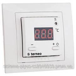Терморегулятор тепла  Terneo vt бел./крем.