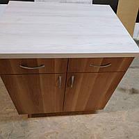 Тумбочка для кухни 80 см с ящиками, фото 1