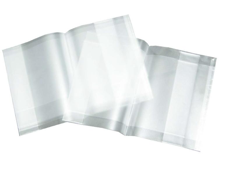 Обложка для книг PVC (24,5смX47см), с одност. фиксат.80 мкм, матов.