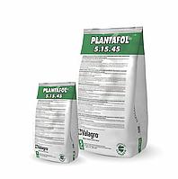Удобрение Плантафол 5+15+45, 1 кг - минеральное, водорастворимое, Valagro