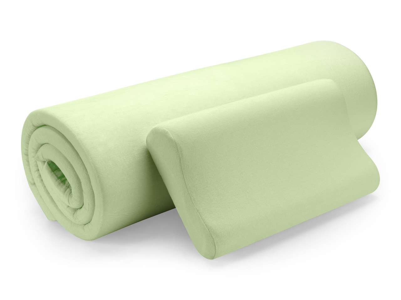 Комплект матрас+ подушка Dormeo Renew Eucalyptus 200*200