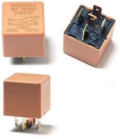 Реле 5-контактовов  бензонасоса Ланос / Lanos  Nexia,  АБС ориг, 94580644