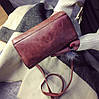Кожаная женская сумка на плечо Brook, фото 2