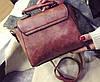 Кожаная женская сумка на плечо Brook, фото 6