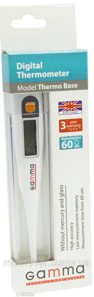 Электронный термометр Gamma Base