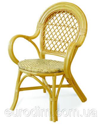 Кресло 0411 мед, фото 2
