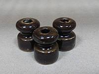 Ролик керамический RE коричневый градиент «2», фото 1
