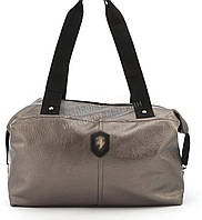 a27d245dbd54 Спортивная женская сумка из эко кожи бочонок Wallaby art. 571497 бронзовая