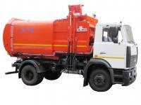 Запчасти для мусоровозов с боковой загрузкой серии КО-449