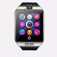 Умные часы Smart Watch GSM Camera Q18 Silver