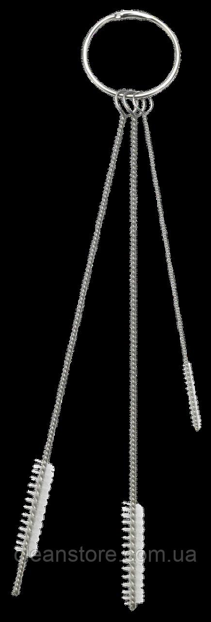 Набор щеток, диаметром 2, 5, 6 мм, 150 мм