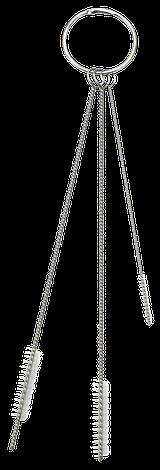 Набор щеток, диаметром 2, 5, 6 мм, 150 мм, фото 2