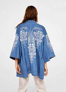 Женская джинсовая куртка АМ-480