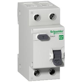 Дифавтомат 2П 16А 30мА АС Schneider Electric EZ9D34616