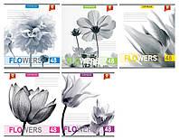 48 клетка ТВ 81575 Белые цветы, 10 шт. в упаковке.