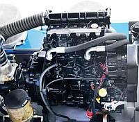 3-циліндровий двигун для пневмонагнітача BMS alpha Z3