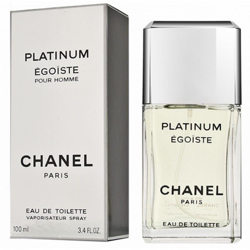 Chanel Egoiste Platinum (Шанель Эгоист Платинум), мужская туалетная вода