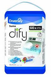Порошковий засіб для миття посуду у воді будь-якої жорсткості Suma Dify