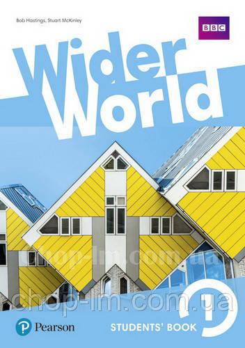 Учебник Wider World 1 Students' Book