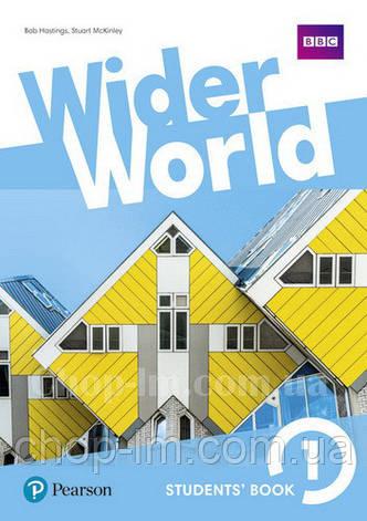 Учебник Wider World 1 Students' Book, фото 2