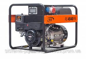 Бензиновый генератор RID RS 4001 P (4,2 кВт)