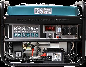 Бензиновый генератор KS 3000E Konner&Sohnen