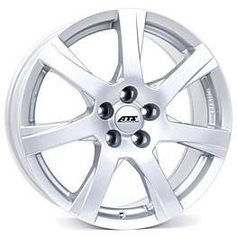 Диски ATS (ATС) модель Twister цвет Polar-silver