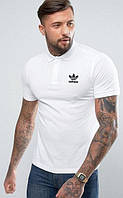 Футболка поло мужская Adidas