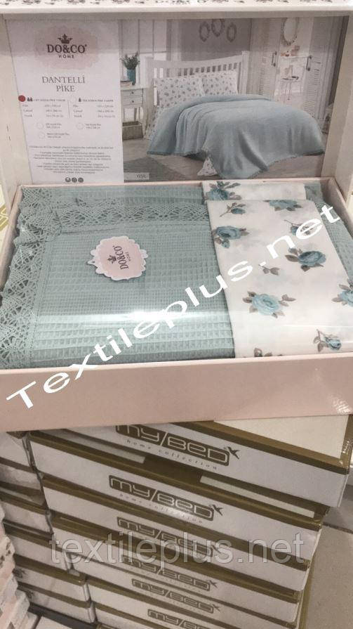 Летний комплект постельного белья Dantelli Do&Ko