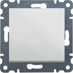 Выключатель 1-полюсный Lumina-2, белый, 10АХ/230В Hager WL0010