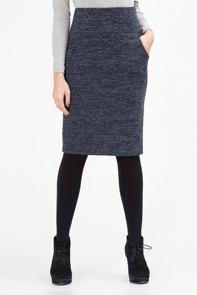 Синяя юбка Christina