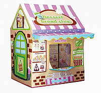 """Детская палатка """"Хлебный домик"""""""
