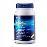 Рыбий жир GNC Double Strength Fish Oil 90 caps