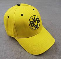 Футбольная кепка Боруссия желтый