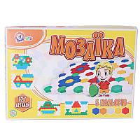"""Мозаика №3 0908 """"Технок"""" для малышей ,127 эл."""