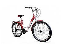 Велосипед Ardis 24 SANTANA T D 2 CTB червоний
