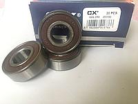 Подшипник CX 6202 2RS (15x35x11) однорядный
