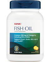 Рыбий жир GNC Fish Oil 90 caps