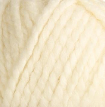 Пряжа для вязания Альпин альпака молочный 433