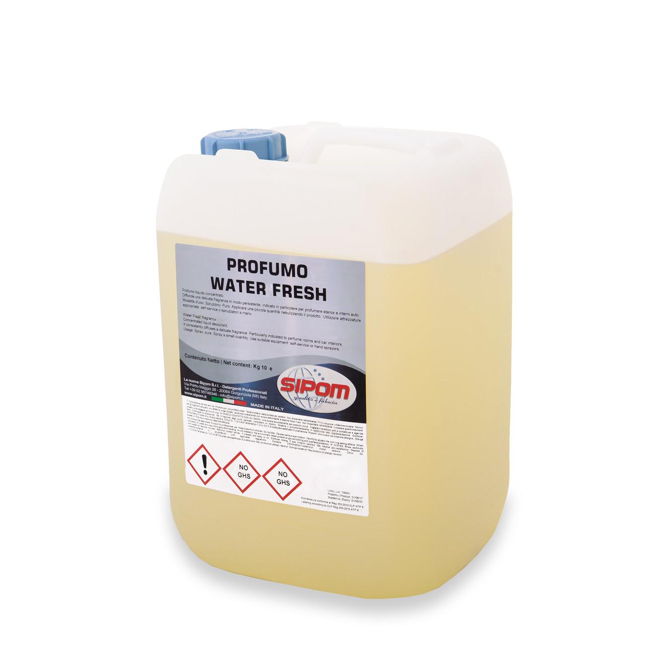 Ароматизатор салона автомобиля Sipom  PROFUMO Water Fresh
