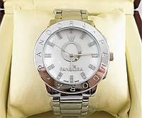Часы Pandora Quartz 38mm Silver/White. Реплика , фото 1