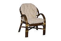 Кресло с подушкой 0125В