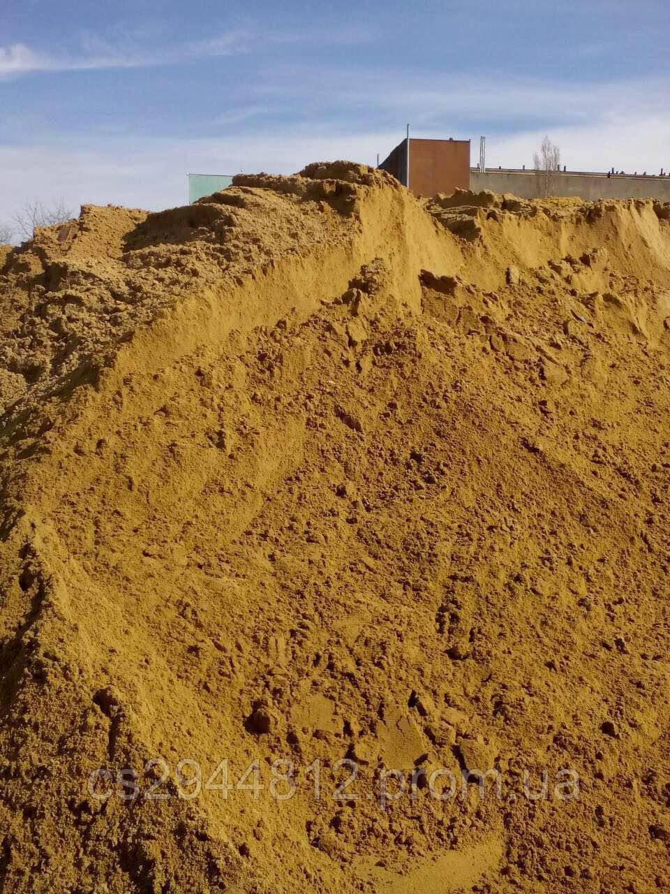 Песок беляевский  сеянный Одесса