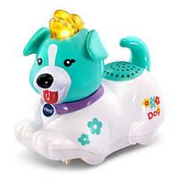 VTech Go! Go! Музыкальная собачка Smart Animals - House Animals 2-pack (Поштучно из набора)