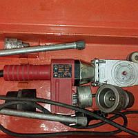 Паяльник для труб Neo Tools 21-001 +насадки