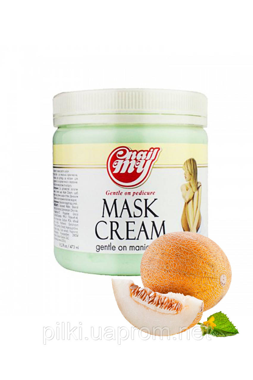 Крем маска для рук и тела My Nail дыня с огурцом, 473 мл