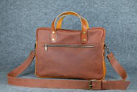 Cтрогий портфель |10194| Коньяк