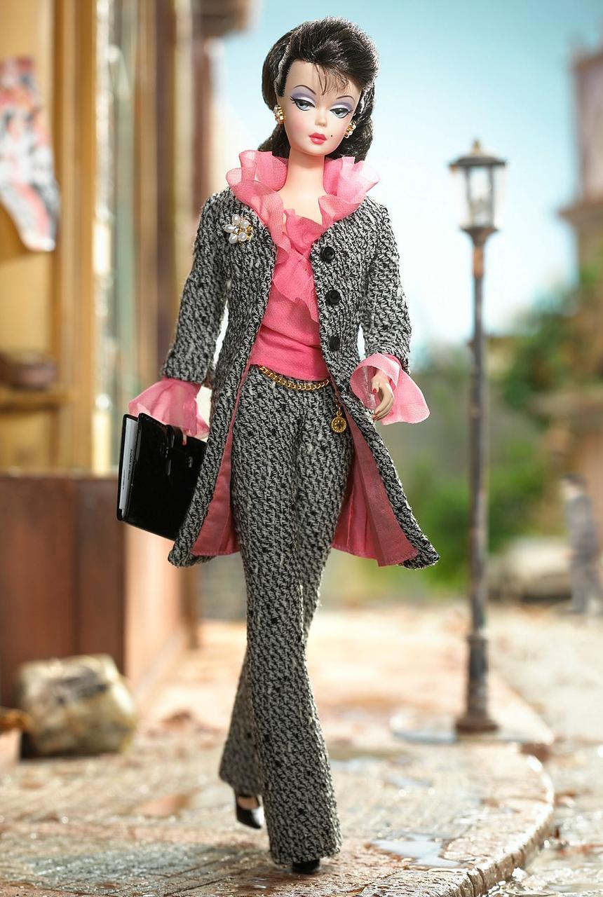 Барби Силкстоун A Model Life Giftset