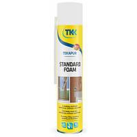 Пена монтажная Tekapur Standard, 500 мл, 30 л | 12-502